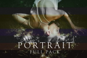 Portrait - full pack